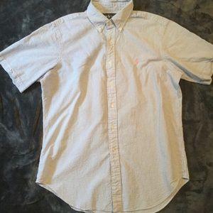 Ralph Lauren Classic Fit Short Sleeve Shirt